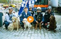 9/11's Four-Legged First Responders Inspire Research and Training Center