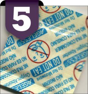 5. DEOXIDIZERS Image courtesy of David Beagin