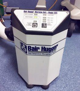 FIGURE 3. Bair Hugger unit. Image courtesy of Brenda Feller.