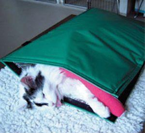 FIGURE 5. Space blanket–type device. Image courtesy of Jorvet.