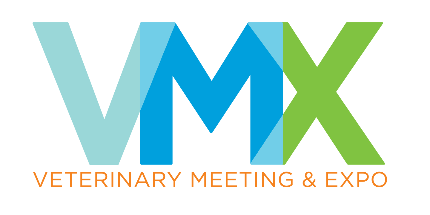 VMX : Veterinary Meeting & Expo. Logo