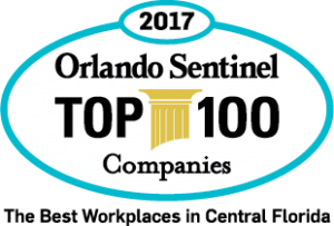 Orlando Sentinel Ranks NAVC as one of the top 100 places to work