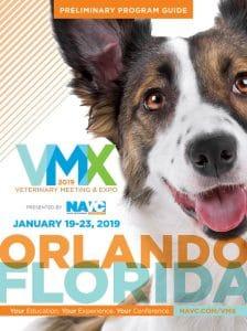 VMX Veterinary Conference Program